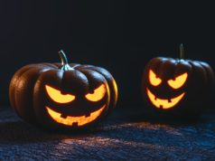 Halloween jack-o'-lanterns. Photo by: pexels.com