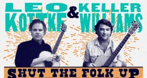 "Winter tour dates showcasing KW's newest project, ""Shut the Folk Up & Listen"" ft. Leo Kottke, Keller Williams. Photo by: Keller Williams"