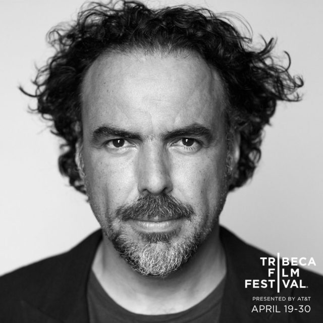 Alejandro González Iñárritu headshot for Tribeca Talks. Photo provided by: Tribeca Film Festival