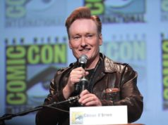 Conan O'Brien at SDCC 2015. Photo by: Gage Skidmore / Wikimedia Commoms