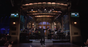 Dave Chappelle on Saturday Night Live. Photo by: SNL / YouTube