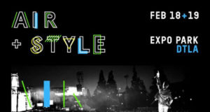 Air + Style 2017 lineup featuring Major Lazer and Flume. Photo provided.