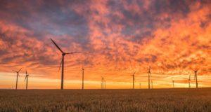 Wind power renewable energy. Photo by: pexels.com