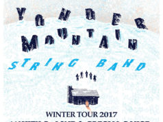 Yonder Mountain String Band Winter 2017 tour dates. Photo by: Yonder Mountain String Band
