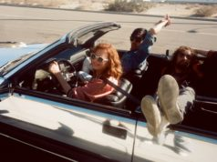 Justice music video still. Photo provided.
