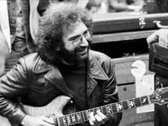 Jerry Garcia appears in Long Strange Trip by Amir Bar-Lev, an official selection of the Documentary Premieres program at the 2017 Sundance Film Festival. Courtesy of Sundance Institute | photo by Roberto Rabanne.