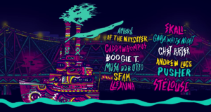 BUKU Music & Art Project 2017 lineup. Photo by: BUKU Music & Art Project / YouTube