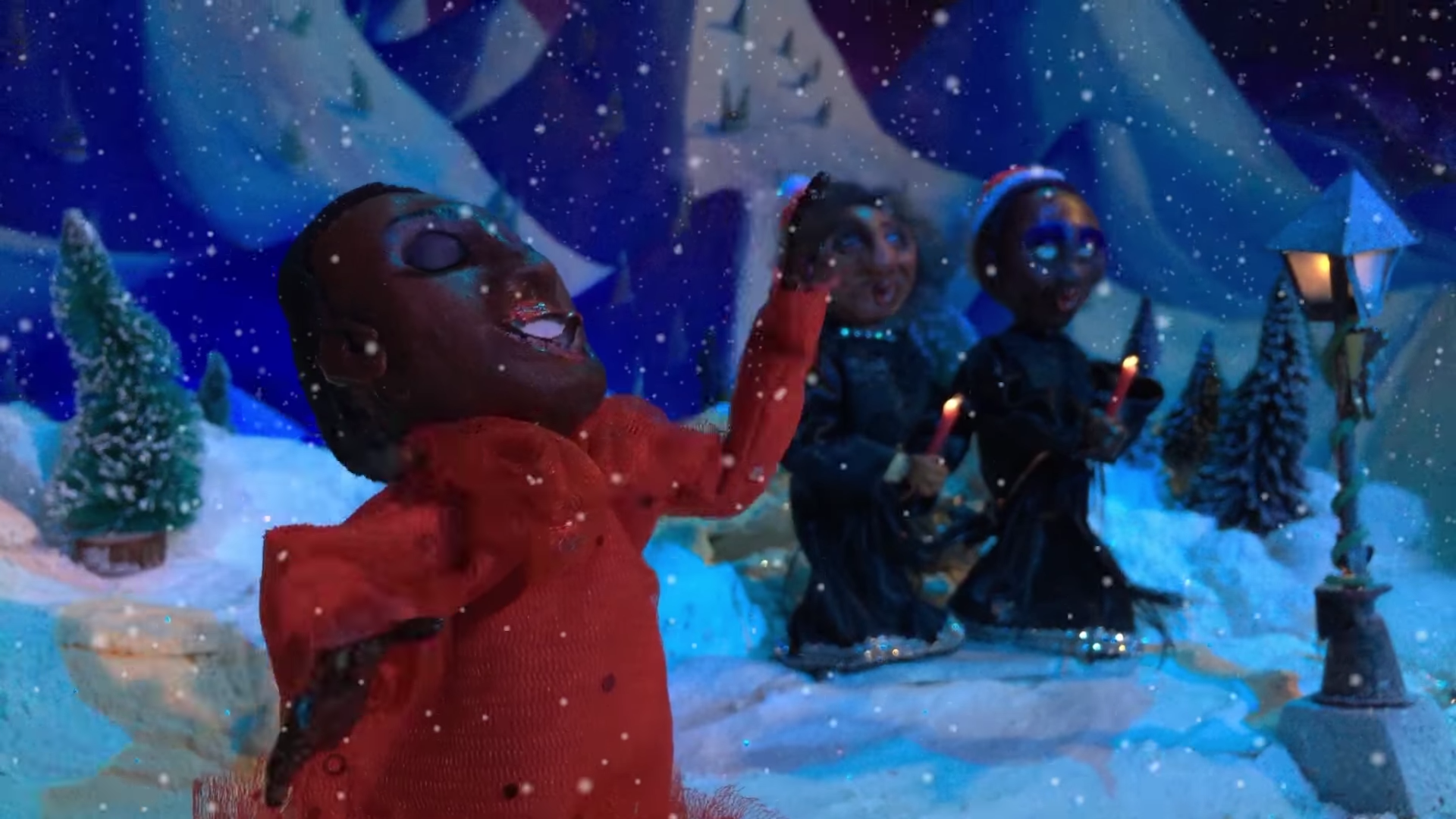 RIP Sharon Jones, But Thanks For This Claymation Holiday Video