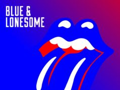 Blue and Lonesome album cover. Photo by: The Rolling Stones