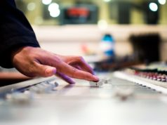 A producer working on music in the studio. Photo by: Pexels.com