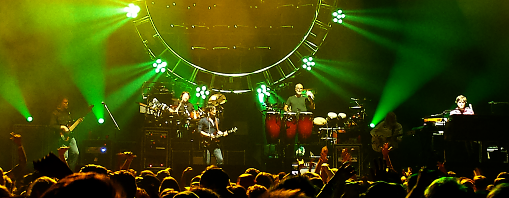 The String Cheese Incident from NYE 2016 run at the 1st Bank Center in Broomfield, Colorado on December 29, 2016. Photo by: Matthew McGuire