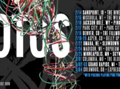 Lotus live tour dates. Photo provided.