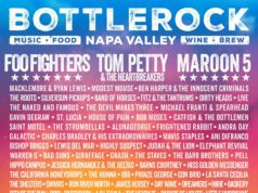 BottleRock Napa Valley 2017 lineup. Photo by: BottleRock Napa Valley