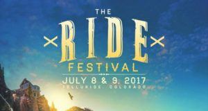 The Ride Festival 2017 lineup. Photo by: Beck / The Ride Festival