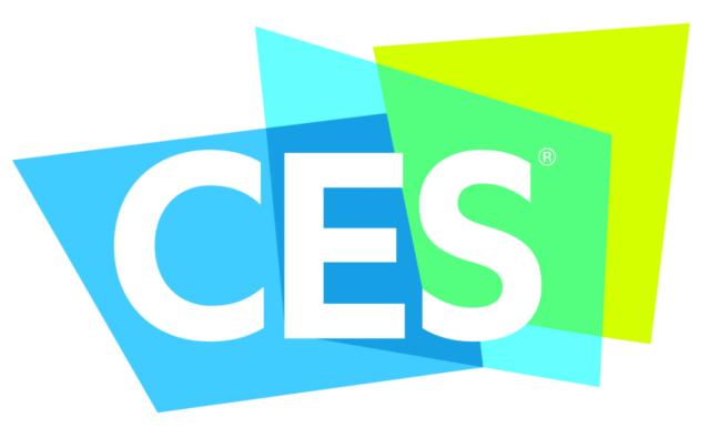 CES 2017 logo. Photo by: CES