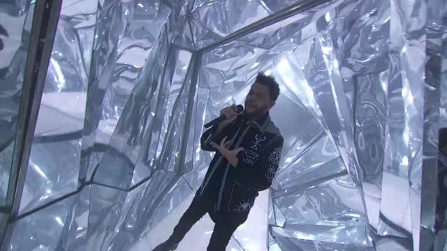 Watch Daft Punk And The Weeknd Perform 'I Feel It Coming