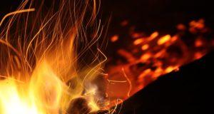 Campfire photograph. Photo by: Eric Sanman / Pexels.com