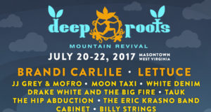 Deep Roots Mountain Revival 2017 lineup. Photo provided.
