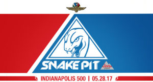 Indy 500 Snake Pit lineup. Photo provided.