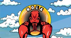 NOLA Crawfish Festival 2017 Lineup. Photo by: NOLA Crawfish Festival / Twitter