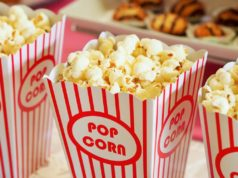 Popcorn for streaming entertainment on Hulu. Photo by: Pexels.com