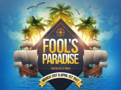 Fool's Paradise 2017 lineup. Photo provided.
