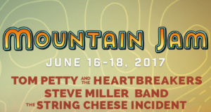 Mountain Jam Music Festival 2017 lineup. Photo provided.