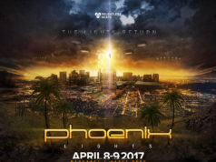 Phoenix Lights Festival 2017 lineup. Photo provided.