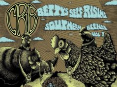 Volume 3: Self-Rising, Southern Blends album artwork. Photo by: Chris Robinson Brotherhood / Calabro Music Media