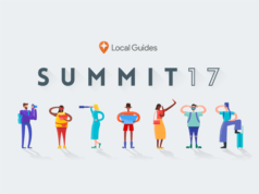 Google Local Guides Summit 2017. Photo by: Google / Twitter