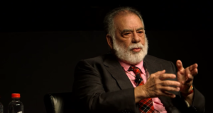 Francis Ford Coppola shares insight at the 2016 Tribeca Film Festival. Photo by: Tribeca / YouTube