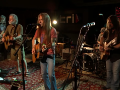 Blackberry Smoke performing with Bob Weir. Photo by: Blackberry Smoke / YouTube
