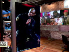 Dave Chappelle on CBS This Morning. Photo by: CBS / YouTube