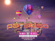 Paradiso Festival 2017 lineup. Photo by: Paradiso Festival / YouTube