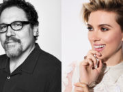 Tribeca Talks: Directors Series: Jon Favreau with Scarlett Johansson. Photo by: Tribeca Film Festival