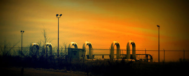 Trans Canada Keystone XL Oil Pipeline. Photo by: Tony Webster / Wikimedia Commons
