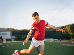 Vulfpeck album cover artwork for The Beautiful Game. Photo by: Vulfpeck