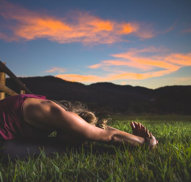 Yoga and physical health. Photo by: Pexels.com