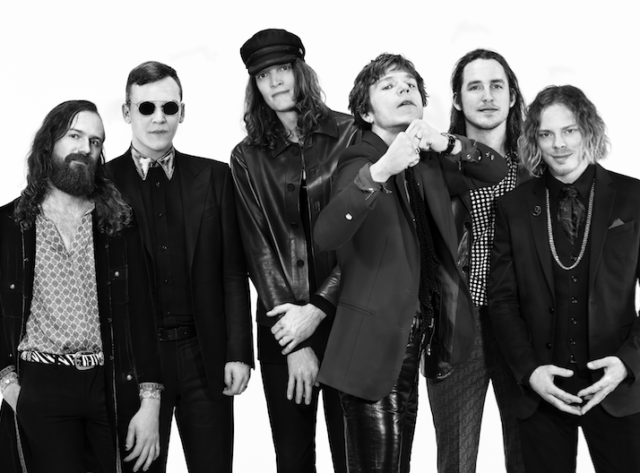Cage the Elephant promotional shot. Photo provided by: Q Prime