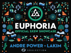 Euphoria music showcase at SXSW Music 2017. Photo provided.