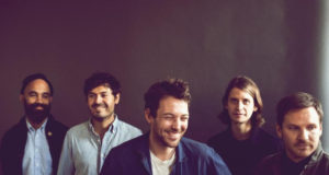 Fleet Foxes promotional shot. Photo by: Shawn Brackbill. Photo provided by: Grandstand Media