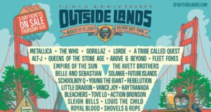 Outside Lands Music Festival. Photo by: Outside Lands / Twitter