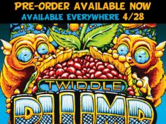 Twiddle album cover artwork for Plump, chapters 1 & 2. Photo by: Twiddle / Twitter