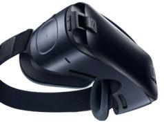 Samsung Gear VR. Photo by: Samsung Newsroom