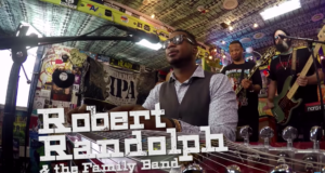 Robert Randolph and the Family Band at Jam in the Van. Photo by: Jam in the Van / YouTube