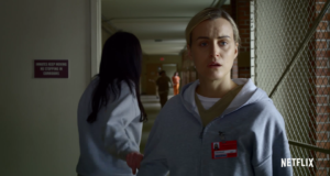 Orange Is the New Black screen shot. Photo by: Netflix / YouTube