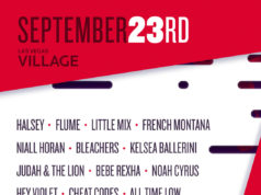 iHeartRadio Music Festival Daytime Village lineup. Photo by: iHeartRadio / Twitter