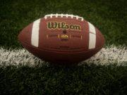 NFL football. Photo by: Pexels.com