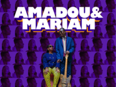 Amadou Bagayoko and Mariam Doumbia. Photo provided by Sacks & Co.