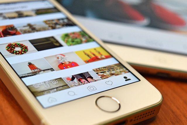Mobile Web design. Photo by: Pexels.com